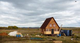 Можно ли и как построить дом на земле сельскохозяйственного назначения